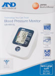 A&D UA-651SL Upper Arm BP Monitor