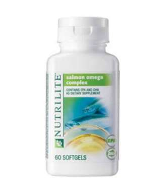 Nutrilite Salmon Omega 3 Softgels