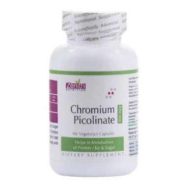 158chromium Picolinate 800mcg Capsule