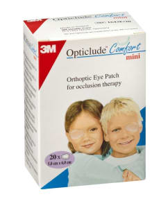 3M Opticlude Comfort Mini Orthoptic Eye Patch