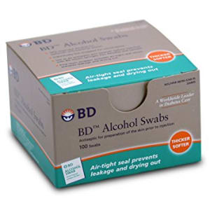 BD Alcohol Swab