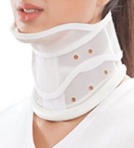 Tynor B-20 Cervical Collar Hard with Chin S