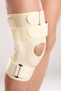 Tynor J-15 Knee Wrap Hinged (Neoprene) L