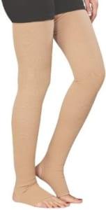 Flamingo Vein Stockings L
