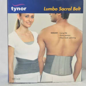 Tynor A-05 Lumbo Sacral Belt L