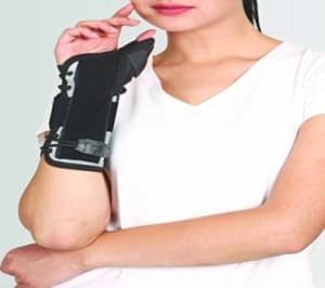 Tynor E-44 Wrist Splint with Thumb XL