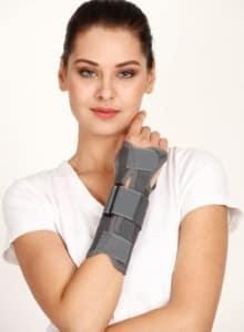 Tynor E-01 Wrist Splint (Ambidextrous) S