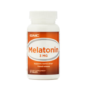 GNC Melatonin 3mg Tablet