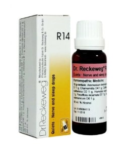 Dr. Reckeweg R14 Nerve and Sleep Drop