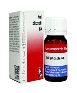 Dr. Reckeweg Kali Phosph Biochemic Tablet 6X