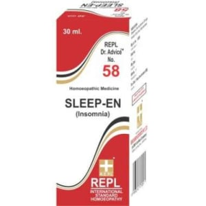 REPL Dr. Advice No.58 Sleep � EN Drop