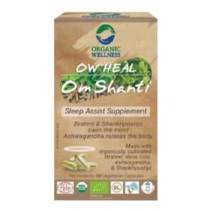 Organic Wellness OW'HEAL Om Shanti Capsule