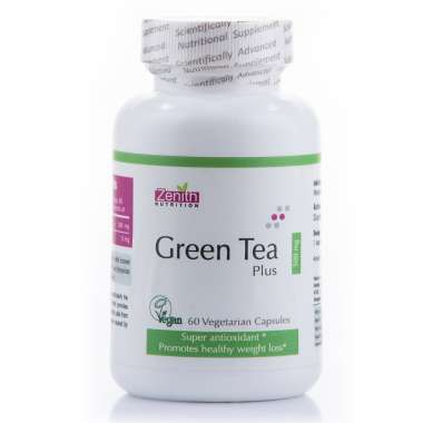 158green Tea Plus 500mg Capsule