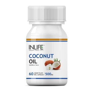 Inlife Coconut Oil Capsule