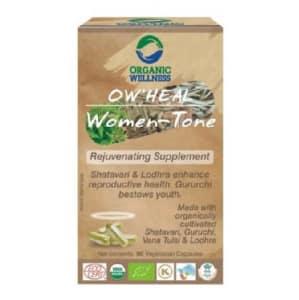Organic Wellness OW'HEAL Women Tone Capsule