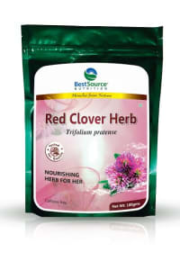 BestSource Nutrition Red Clover Herb