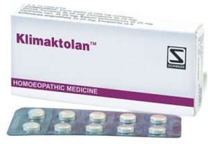 Dr Willmar Schwabe India Klimaktolan Tablet