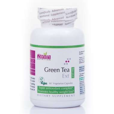 158green Tea Extract 250mg Capsule