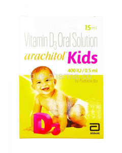 Arachitol Kids 400IU Drop