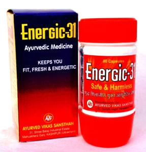 Energic 31 Capsule