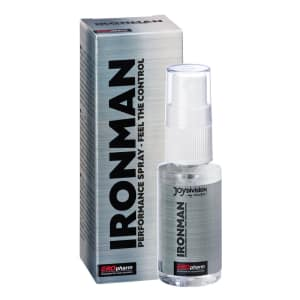 Joy Division Ironman Performance Spray