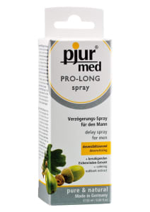 Pjur Med Pro-Long Delay Spray for Man