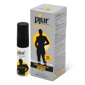 Pjur Superhero Performance Spray for Men