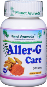 Planet Ayurveda Aller-G Care Capsule