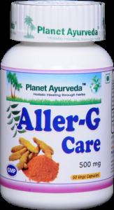 Planet Ayurveda Aller-G Care Capsule