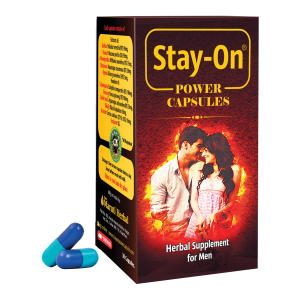 Stay-On Power Capsule