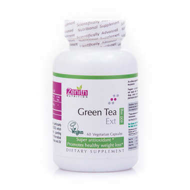 158green Tea Extract 400mg Capsule