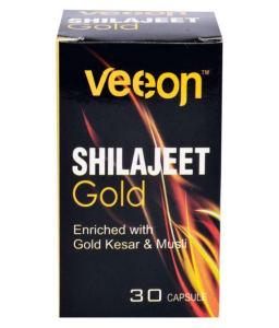 Veeon Shilajeet Gold Capsule
