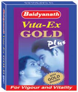 Baidyanath Vita�ex Gold Plus Capsule