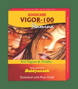 Goodcare Vigor-100 Stamina Capsule