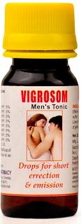 BioHome Vigrosom Men's Tonic