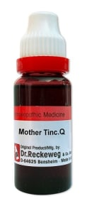 Dr. Reckeweg Bacopa Mon (Brahmi) Mother Tincture Q