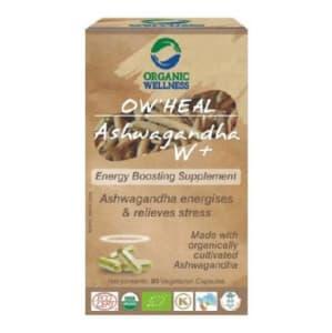Organic Wellness OW'HEAL Ashwagandha-W Plus Capsule