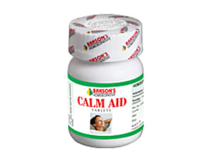 BAKSON'S Calm Aid Tablet