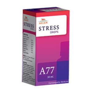 Allen A77 Stress Drop