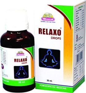 Wheezal Relaxo Drop