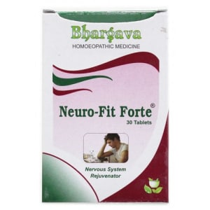 Bhargava Neuro-Fit Forte Tablet