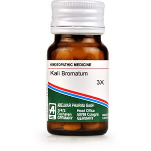 ADEL Kali Bromatum Trituration Tablet 3X