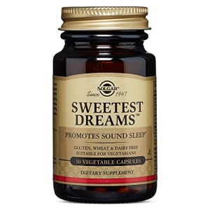 Solgar Sweetest Dreams Vegetable Capsule