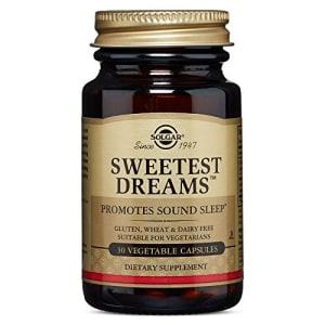 Solgar Sweetest Dreams Vegetable Capsule