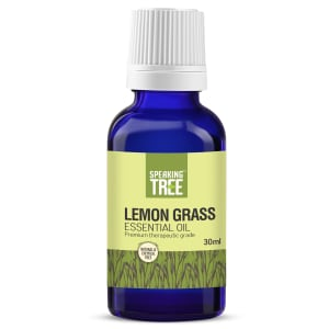 Speaking Tree Lemon Grass Essential Oil