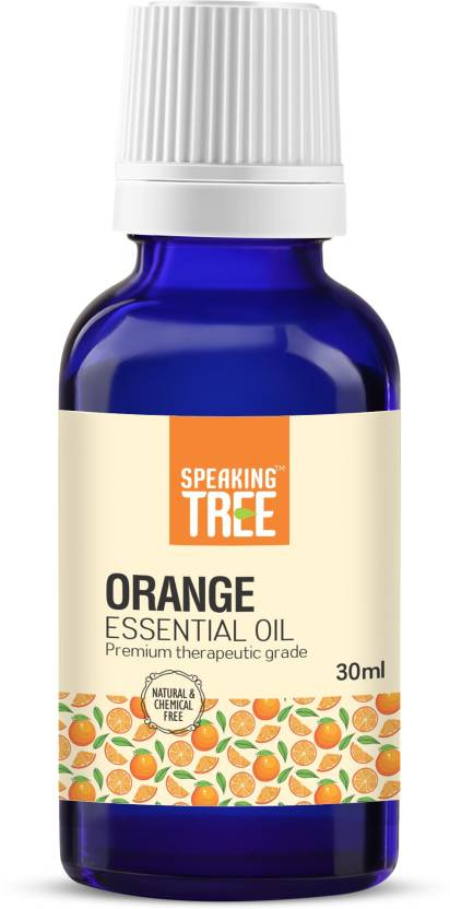 Speaking Tree Orange Essential Oil