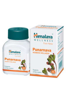 Himalaya Wellness Pure Herbs Punarnava Women's Wellness Tablet
