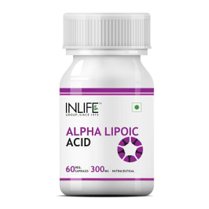 Inlife Alpha Lipoic Acid 300mg Capsule