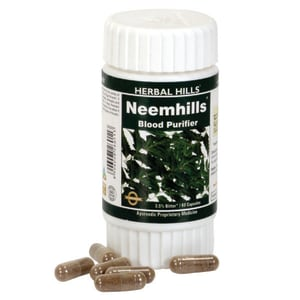 Herbal Hills Neemhills Capsule