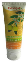 Patanjali Ayurveda Lemon Honey Face Wash Pack of 2